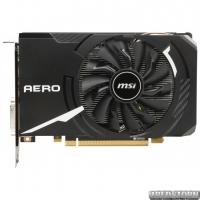 MSI PCI-Ex GeForce GTX 1060 Aero ITX OC 3GB GDDR5 (192bit) (1544/8008) (DVI, 2 x HDMI, 2 x DisplayPort) (GTX 1060 AERO ITX 3G OC)