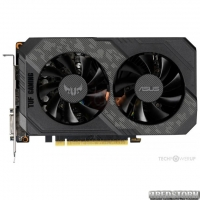 Asus PCI-Ex GeForce GTX 1660 Ti TUF Gaming OC 6GB GDDR6 (192bit) (1500/12002) (DVI, 2 x HDMI, DisplayPort) (TUF-GTX1660TI-O6G-GAMING)