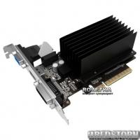 Palit PCI-Ex GeForce GT 730 2048MB DDR3 (64bit) (902/1800) (VGA, DVI, HDMI) (NEAT7300HD46-2080H)