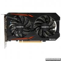 Gigabyte PCI-Ex GeForce GTX 1050 TI OC 4GB GDDR5 (128bit) (1316/7008) (DVI, HDMI, DisplayPort) (GV-N105TOC-4GD)