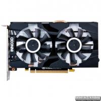 INNO3D PCI-Ex GeForce GTX 1660 Twin X2 6GB GDDR5 (192bit) (1785/8000) (HDMI, 3x DisplayPort) (N16602-06D5-1510VA15)