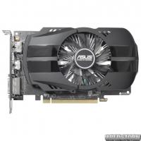Asus PCI-Ex Radeon RX 550 Phoenix 4GB GDDR5 (128bit) (1071/7000) (DVI, HDMI, DisplayPort) (PH-RX550-4G-M7)