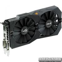 Asus PCI-Ex Radeon RX470 ROG Strix 4GB GDDR5 (256bit) (1250/6600) (2 x DVI, HDMI, DisplayPort) (STRIX-RX470-O4G-GAMING)