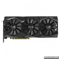 Asus PCI-Ex GeForce RTX 2070 ROG Strix 8GB GDDR6 (256bit) (1410/14000) (USB Type-C, 2 x HDMI, 2 x DisplayPort) (ROG-STRIX-RTX2070-A8G-GAMING)