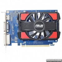 Asus PCI-Ex GeForce GT 730 2048MB DDR3 (128bit) (700/800) (VGA, DVI, HDMI) (GT730-2GD3-V2)