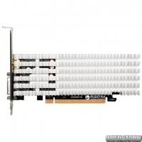 Gigabyte PCI-Ex GeForce GT 1030 Silent Low Profile 2GB GDDR5 (64bit) (1227/6008) (DVI, HDMI) (GV-N1030SL-2GL)