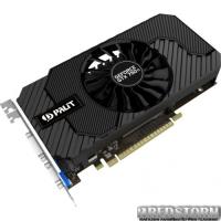 Palit PCI-Ex GeForce GTX 750 Ti StormX OC 2048MB GDDR5 (128bit) (1085/5500) (VGA, DVI, HDMI) (NE5X75TSHD41-1076F)
