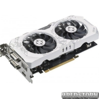Asus PCI-Ex GeForce GTX 950 Echelon 2048MB GDDR5 (128bit) (1165 /6610) (2 x DVI, HDMI, DisplayPort) (ECHELON-GTX950-O2G)