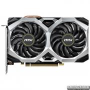 MSI PCI-Ex GeForce RTX 2060 Ventus XS 6G OC 6GB GDDR6 (192bit) (1710/14000) (3 x DisplayPort, 1 x HDMI) (GeForce RTX 2060 VENTUS XS 6G OC)
