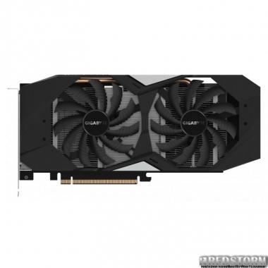 Видеокарта Gigabyte PCI-Ex GeForce GTX 1660 Ti Windforce OC 6GB GDDR6 (192bit) (1845/12000) (1 x HDMI, 3 x Display Port) (GV-N166TWF2OC-6GD)