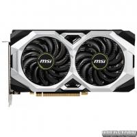 MSI PCI-Ex GeForce RTX 2070 Ventus 8GB GDDR6 (256bit) (1410/14000) (HDMI, 3 x DisplayPort) (GeForce RTX 2070 VENTUS 8G)