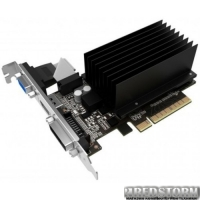 Gainward PCI-Ex GeForce GT 710 SilentFX 2048MB DDR3 (64bit) (954/1600) (VGA, DVI, HDMI) (4260183363576)