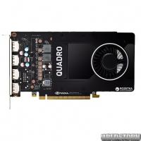 PNY PCI-Ex NVIDIA Quadro P2000 5GB GDDR5 (160bit) (4 x DisplayPort) (VCQP2000-PB)
