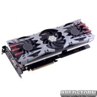 Inno3D PCI-Ex GeForce GTX 960 iChill 2048MB GDDR5 (128bit) (1329/7200) (DVI, HDMI, 3 x DisplayPort) (C960-2SDN-E5CNX)