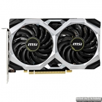 MSI PCI-Ex GeForce GTX 1660 Ti Ventus XS 6G OC 6GB GDDR6 (192bit) (1830/12000) (3 x DisplayPort, 1 x HDMI 2.0b) (GTX 1660 Ti VENTUS XS 6G OC)