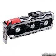 Inno3D PCI-Ex GeForce GTX 1080 iChill HerculeZ X4 8GB GDDR5X (256bit) (1759/10400) (DVI, HDMI, 3 x DisplayPort) (C108V4-2SDN-P6DNX)