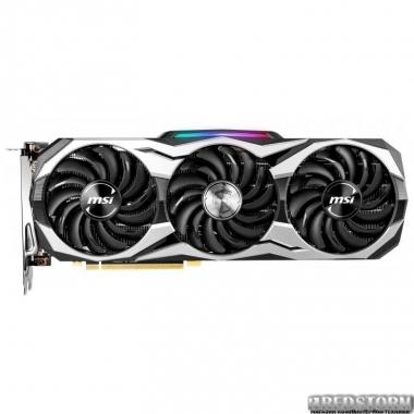 Видеокарта MSI PCI-Ex GeForce RTX 2080 Duke OC 8GB GDDR6 (256bit) (1515/14000) (USB Type-C, HDMI, 3 x DisplayPort) (GeForce RTX 2080 Duke 8G OC)