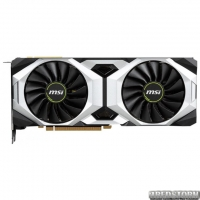 MSI PCI-Ex GeForce RTX 2080 Ti Ventus OC 11GB GDDR6 (352bit) (1350/14000) (USB Type-C, HDMI, 3 x DisplayPort) (GeForce RTX 2080 Ti Ventus 11G OC)