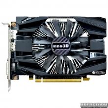 INNO3D PCI-Ex GeForce GTX1060 Compact 6GB GDDR5 (192bit) (1506/8000) (DVI, HDMI, DisplayPort) (N1060-6DDN-N5GM)