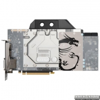 MSI PCI-Ex GeForce GTX 1080 Ti Sea Hawk EK X 11GB GDDR5X (352bit) (1544/11016) (DVI, 2 x HDMI, 2 x DisplayPort) (GTX 1080 Ti SEA HAWK EK X)