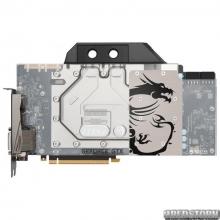 MSI PCI-Ex GeForce GTX 1080 Ti Sea Hawk EK X 11GB GDDR5X (352bit) (1544/11016) (DVI, 2 x HDMI, 2 x DisplayPort) (GTX 1080 Ti SEA HAWK EK X)