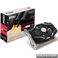 MSI PCI-Ex Radeon RX 460 4GB GDDR5 (128bit) (1210/7000) (DVI, HDMI, DisplayPort) (RX 460 4G OC)