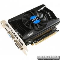 MSI PCI-Ex GeForce GTX 750 Ti 1024MB DDR5 (128bit) (1059/5400) (DVI, HDMI, D-Sub) (N750Ti-1GD5/OC)