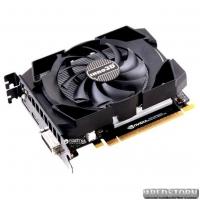 INNO3D PCI-Ex GeForce GTX 1050 Compact 2GB GDDR5 (128bit) (1354/7000) (DVI, HDMI, DisplayPort) (N1050-1SDV-E5CM)