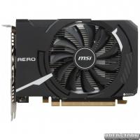 MSI PCI-Ex Radeon RX 550 Aero ITX OC 2GB GDDR5 (128bit) (1203/7000) (DVI, HDMI, DisplayPort) (RX 550 AERO ITX 2G OC)