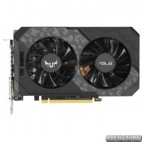 Asus PCI-Ex GeForce GTX 1660 TUF Gaming OC 6GB GDDR5 (192bit) (1530/8002) (DVI, HDMI, DisplayPort) (TUF-GTX1660-O6G-GAMING)