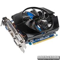 Gigabyte PCI-Ex GeForce GT 740 OC 2048MB GDDR5 (128bit) (1072/5000) (VGA, 2 x DVI, HDMI) (GV-N740D5OC-2GI)