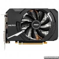 MSI PCI-Ex GeForce GTX 1660 Ti Aero ITX OC 6GB GDDR6 (192bit) (1830/12000) (DisplayPort, HDMI 2.0b, DL-DVI-D) (GTX 1660 Ti AERO ITX 6G OC)