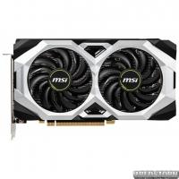 MSI PCI-Ex GeForce RTX 2060 Ventus 6G OC 6GB GDDR6 (192bit) (1710/14000) (3 x DisplayPort, 1 x HDMI 2.0b) (RTX 2060 VENTUS 6G OC)