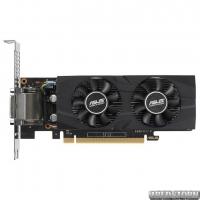 Asus PCI-Ex GeForce GTX 1050 Ti LP OC 4GB GDDR5 (128bit) (1303/7008) (DVI, HDMI, DisplayPort) (GTX1050TI-O4G-LP-BRK)