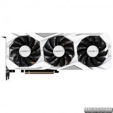 Gigabyte PCI-Ex GeForce RTX 2080 Gaming OC White 8GB GDDR6 (256bit) (1710/14000) (Type-C, HDMI, 3 x DisplayPort) (GV-N2080GAMINGOC WHITE-8GC)
