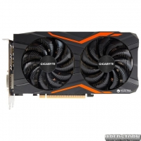 Gigabyte PCI-Ex GeForce GTX 1050 TI G1 Gaming 4GB GDDR5 (128bit) (1366/7008) (DVI, 3 x HDMI, DisplayPort) (GV-N105TG1 GAMING-4GD)