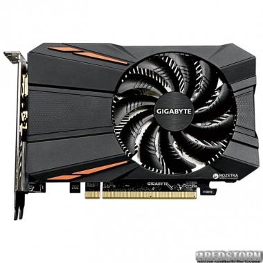 Видеокарта Gigabyte PCI-Ex Radeon RX 550 D5 2GB GDDR5 (128bit) (1183/7000) (DVI, HDMI, Display Port) (GV-RX550D5-2GD)