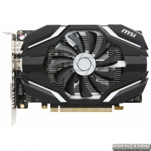 MSI PCI-Ex GeForce GTX 1050 Ti OCV1 4GB GDDR5 (128bit) (1341/7008) (DVI, HDMI, DisplayPort) (GTX 1050 Ti 4G OCV1)