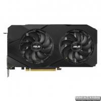Asus PCI-Ex GeForce RTX 2060 Dual EVO 6GB GDDR6 (192bit) (1365/14000) (DVI, 2 x HDMI, DisplayPort) (DUAL-RTX2060-6G-EVO)