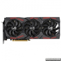 Asus PCI-Ex Radeon RX 5700 ROG Strix OC 8GB GDDR6 (256bit) (1750/14000) (HDMI, 3 x DisplayPort) (ROG-STRIX-RX5700-O8G-GAMING)