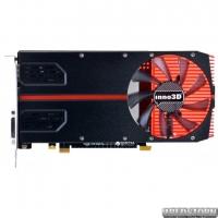 INNO3D PCI-Ex GeForce GTX 1050 1-Slot Edition 2GB GDDR5 (128bit) (1354/7000) (DVI, HDMI, DisplayPort) (N10502-1SDV-E5CM)