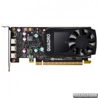PNY PCI-Ex NVIDIA Quadro P400 2GB GDDR5 (64bit) (3 x miniDisplayPort) (VCQP400-PB)
