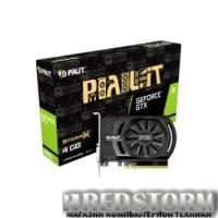 Видеокарта GF GTX 1650 4GB GDDR5 StormX Palit (NE51650006G1-1170F)