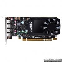 PNY PCI-Ex NVIDIA Quadro P600 2GB GDDR5 (128bit) (4 x miniDisplayPort) (VCQP600-PB)