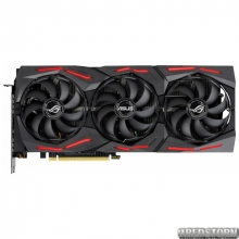 Asus PCI-Ex GeForce RTX 2080 Super ROG Strix Gaming ОС 8GB GDDR6 (256bit) (1650/15500) (1 x USB Type-C, 2 x HDMI, 2 x DisplayPort) (ROG-STRIX-RTX2080S-O8G-GAMING)