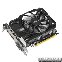 Gigabyte PCI-Ex Radeon R7 360 2048MB GDDR5 (128bit) (1050/6500) (2хDVI, HDMI, DisplayPort) (GV-R736OC-2GD)
