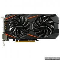 Gigabyte PCI-Ex GeForce GTX 1060 Windforce 6GB GDDR5 (192bit) (1506/8008) (2 x DVI, HDMI, DisplayPort) (GV-N1060WF2-6GD)
