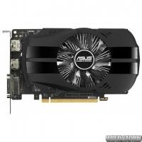 Asus PCI-Ex GeForce GTX 1050 Phoenix 3GB GDDR5 (96bit) (1392/7008) (DVI, HDMI, DisplayPort) (PH-GTX1050-3G)