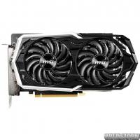 MSI PCI-Ex GeForce GTX 1660 Ti Armor 6G OC 6GB GDDR6 (192bit) (1860/12000) (3 x DisplayPort, 1 x HDMI 2.0b) (GTX 1660 Ti ARMOR 6G OC)