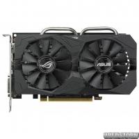 Asus PCI-Ex Radeon RX560 ROG Strix OC 4GB GDDR5 (128bit) (1326/7000) (DVI, HDMI, DisplayPort) (ROG-STRIX-RX560-O4G-GAMING)